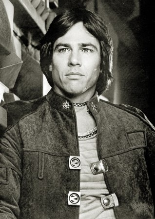 Apollo, original Battlestar Galactica (played by Richard Hatch)