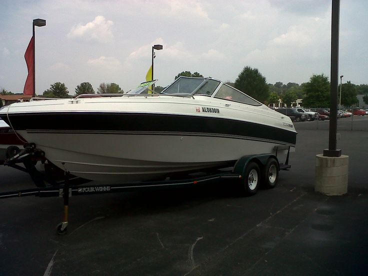 how to find used boat values