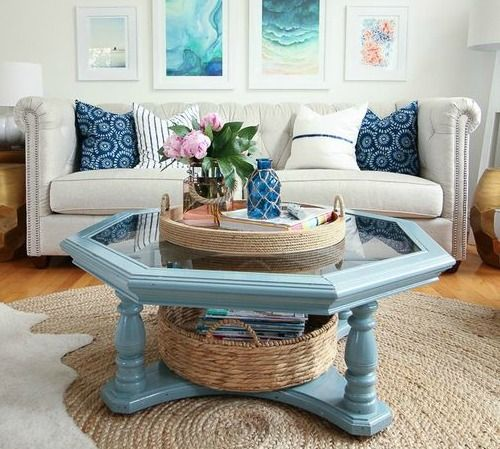 18 Ideas Of Coffee Table Decor For Trendy Interior