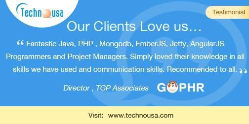 Technousa Customer Reviews. Visit: www.technousa.com