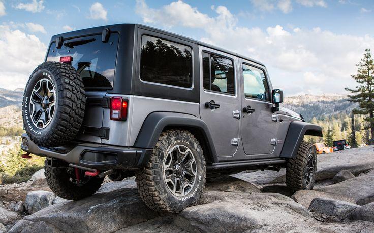 Découvrez les séries spéciales Jeep® Wrangler