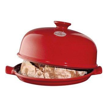 Forma na pečenie chleba červená Burgundy, Emile Henry