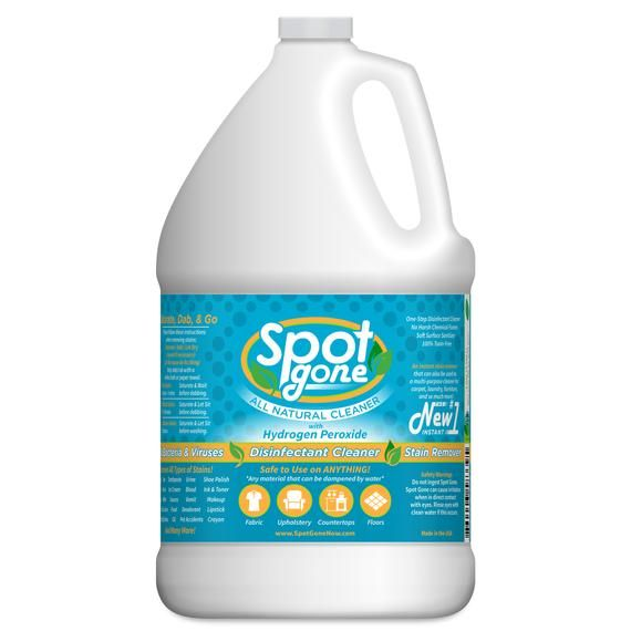 Instant Sanitizer Disinfectant Cleaner Stain Remover All Natural
