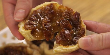 Bacon Butter Tarts