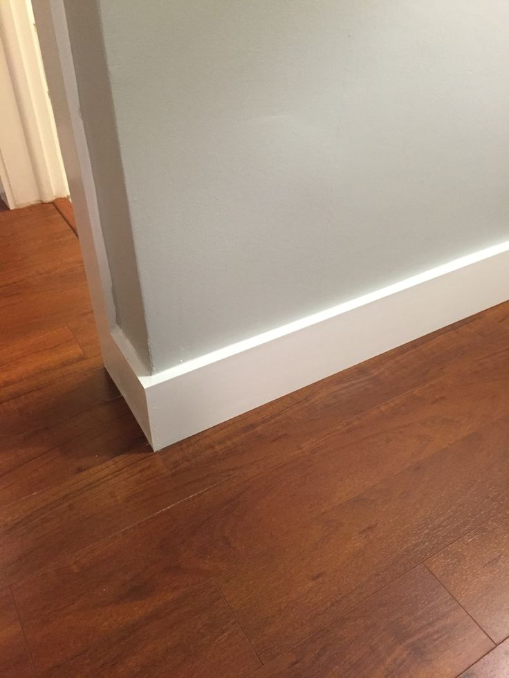 Picture Baseboards Pinterest Baseboard Wood Windows