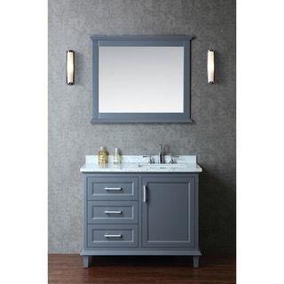 Gallery One Shop for Nantucket inch Single sink Bathroom Vanity Set Get free delivery