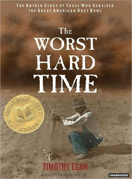 the worst hard time by timothy Kate interviews author and seattle bureau chief of the new york times, timothy  egan egan, author of the worst hard time: the untold story.
