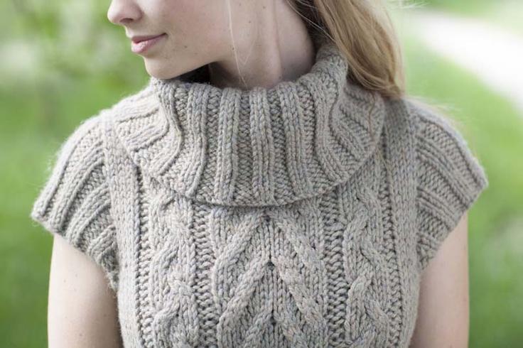 Roam Tunic - Knitting Daily