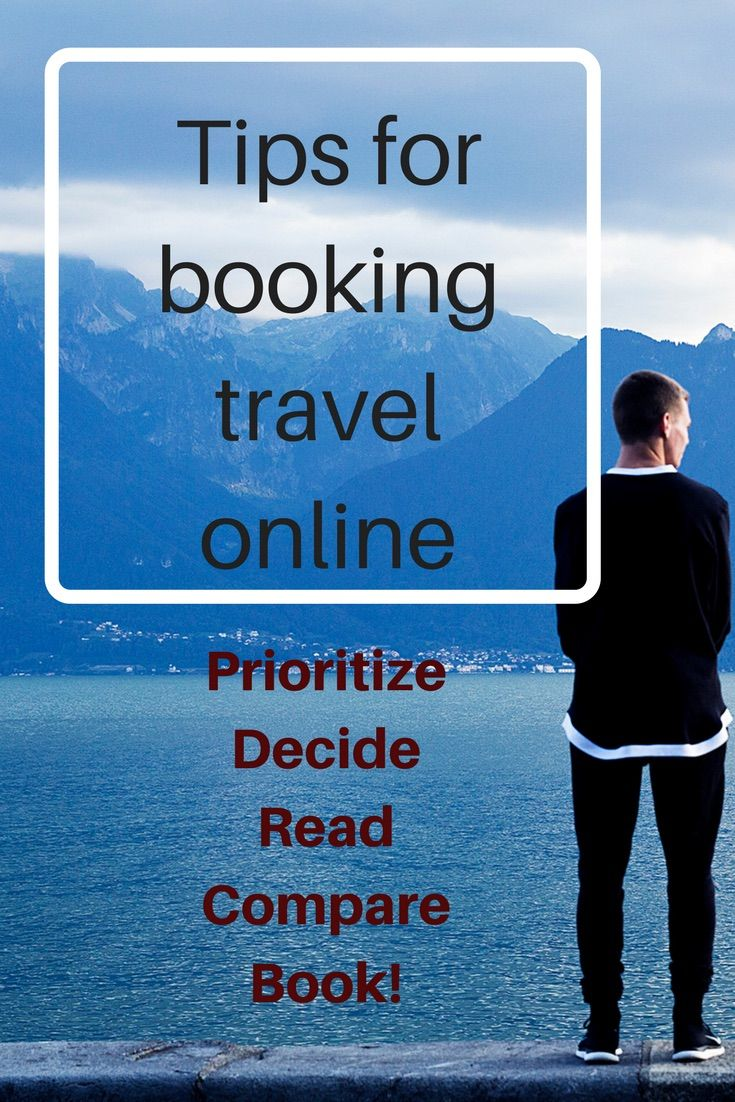 The essential guide to booking travel online. Everything you need to know. #travel