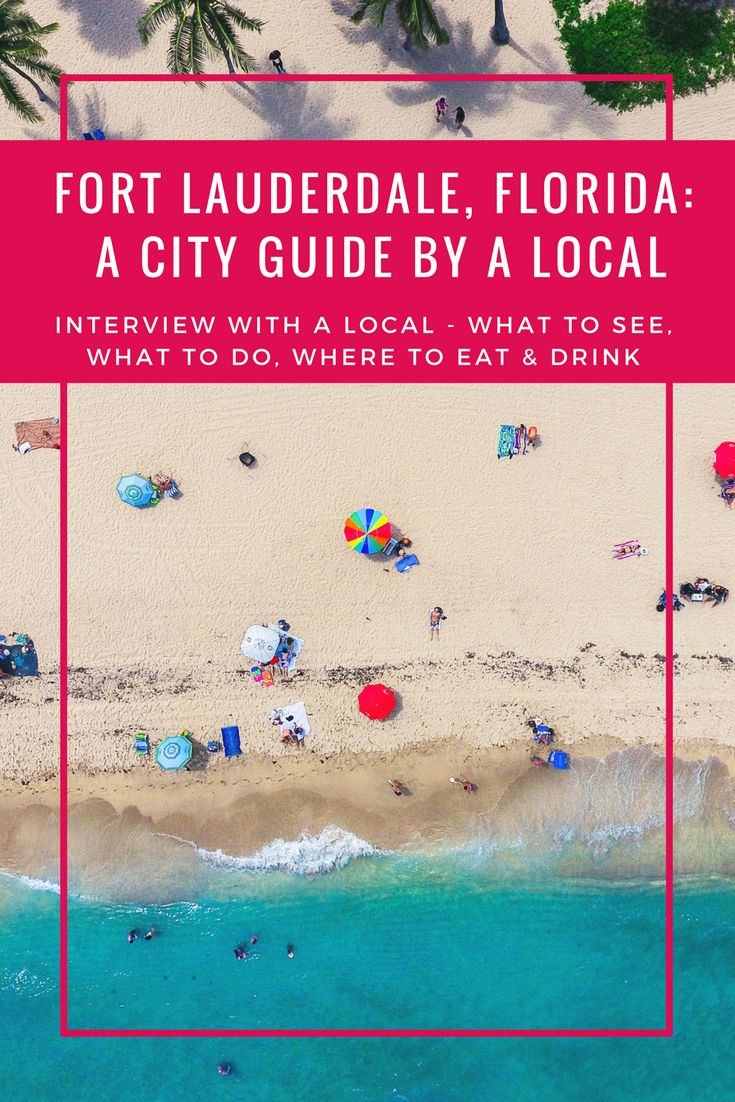 Are you planning to travel to Fort Lauderdale for a vacation? Wondering what the best things to do in Fort Lauderdale are or the best places to see in Florida? Fancy a holiday by the sea? Reach this visitors guide and learn about the best food, bars, restaurants in fort lauderdale. What the best activities and attractions are in Fort Lauderdale. Maybe you just want to know where to go to lust afer the yachts? Its all here in my city guide written by a local
