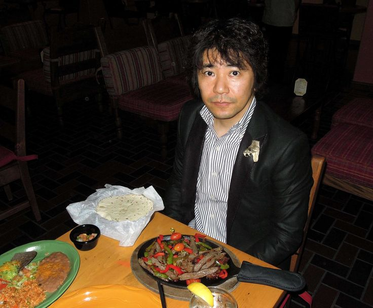 "Hotel Albuquerque at Old Townの1階にある""Garduno's at Old Town Restaurant & Cantina""で""ファヒータ(Fajita)""を食べました(2013年10月22日撮影)."