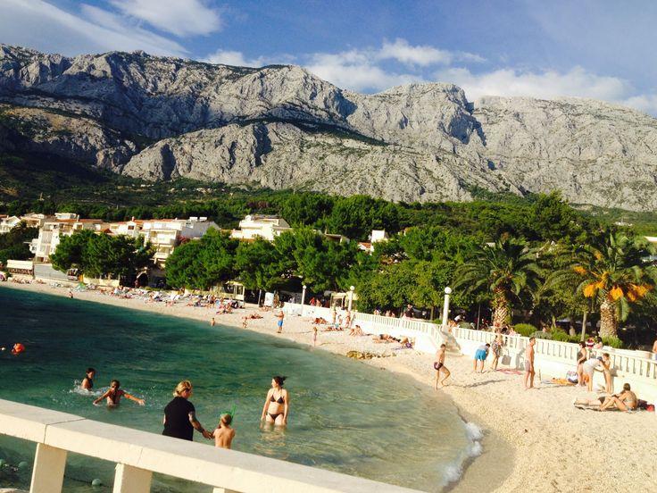 Na wakacjach w Chorwacji ☀️