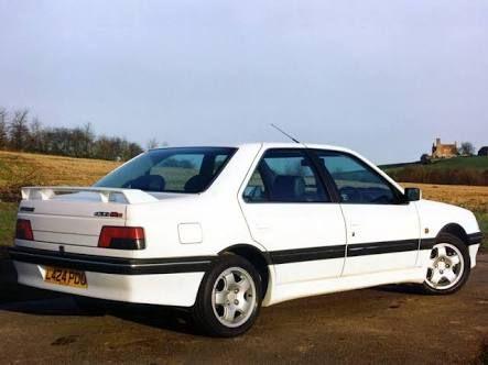 Peugeot 405, D73, Peugeot Talbot, Ryton Plant, 1993