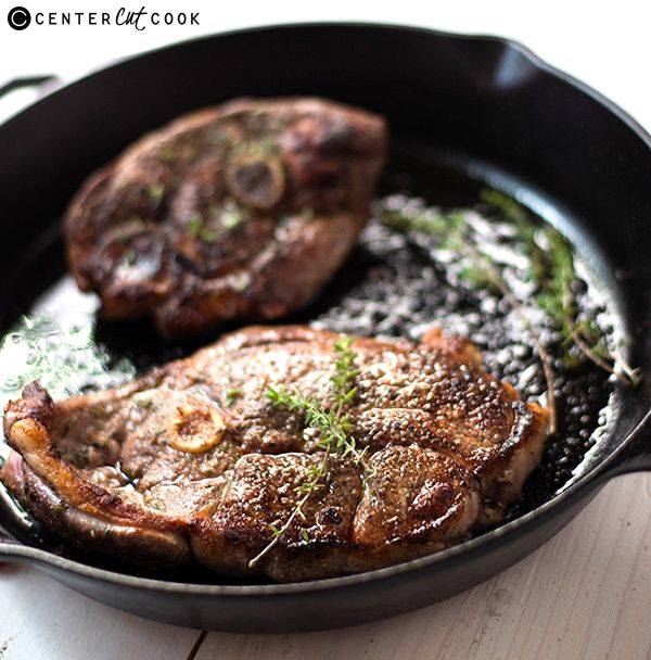 Try this fast, easy, and very flavorful way to prepare your lamb steaks tonight. Ready in just 25 minutes!