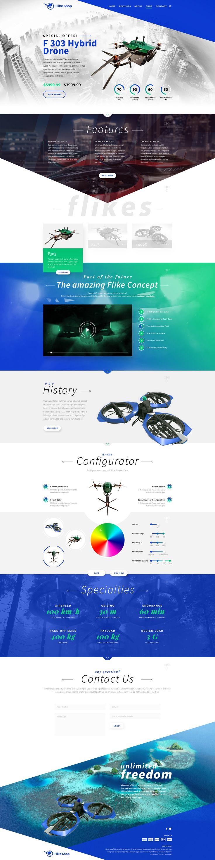 DroneShop by B3rko