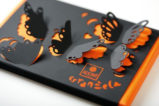 Butterfly Chocolate Packaging