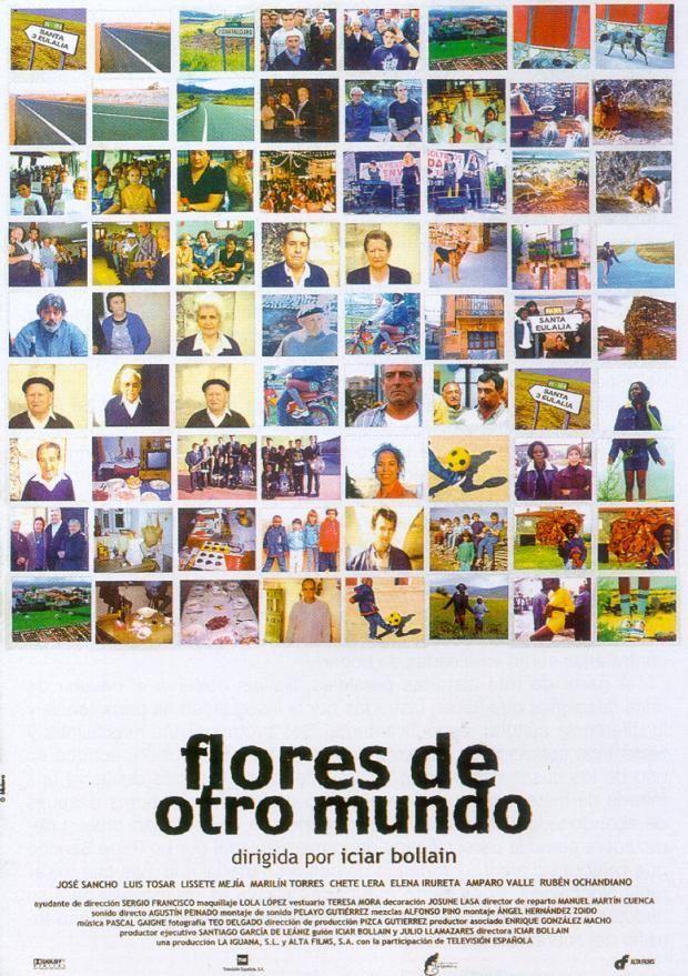 Flores de otro mundo (1999) España. Dir.: Iciar Bollaín. Drama. Migración. Violencia de Xénero. Cine social – DVD CINE 2321