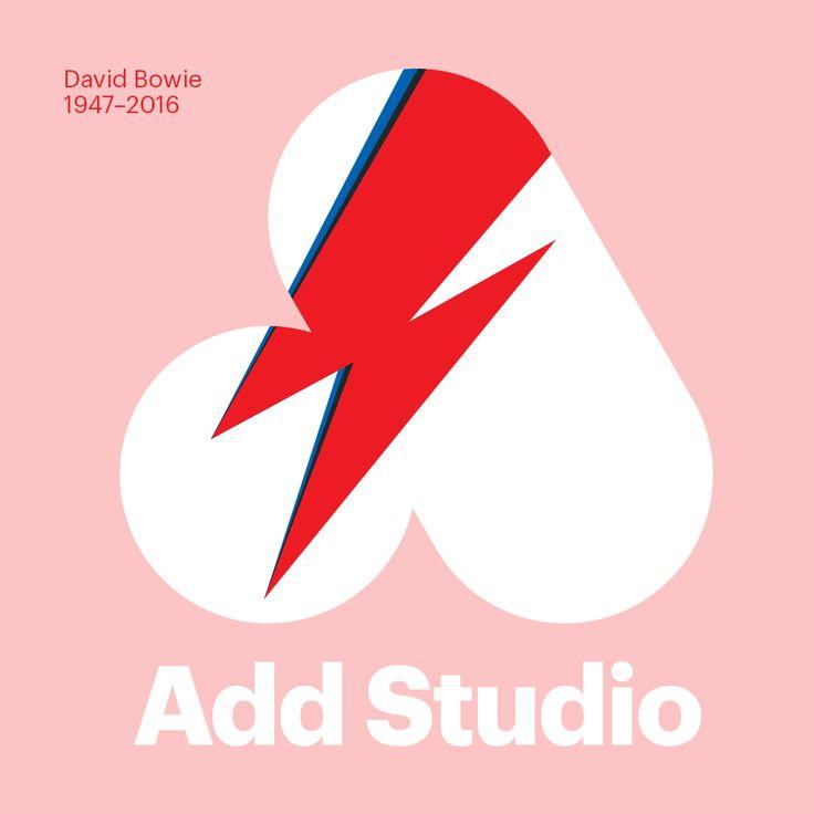 David Bowie 1947–2016.