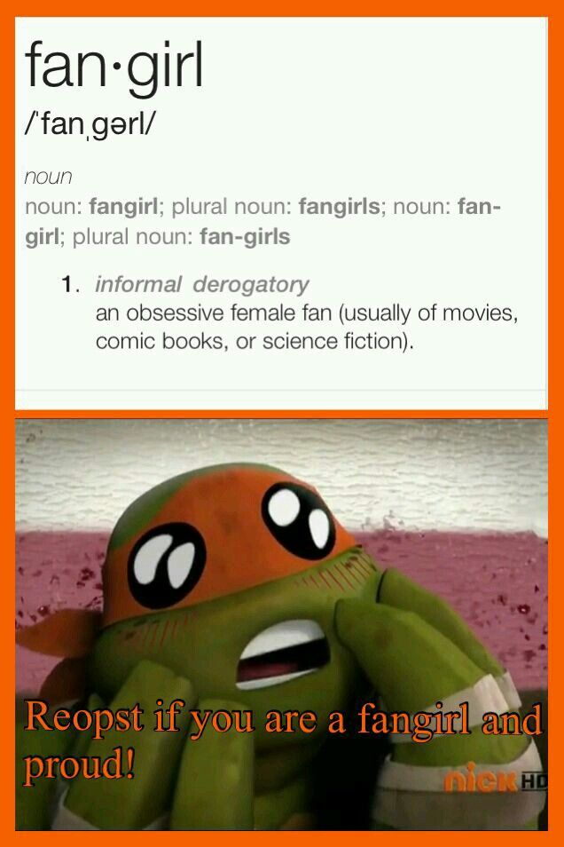 tmnt fangirl wars by - photo #41