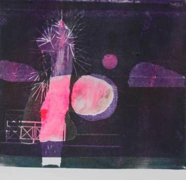 """Saatchi Art Artist ALINA FEDOTOVA; Painting, """"Light"""" #art"""