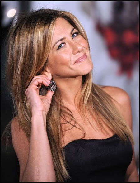 Jennifer Aniston hair...this is the color i have been looking for forever!