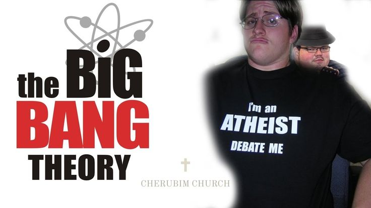 The Big Bang Theory is wrong - Atheism is stupidity- holytext.org