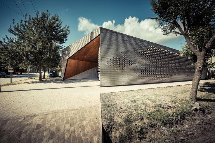 Gallery of SMF-TU. Social Medical Facility / BAarqs - 1