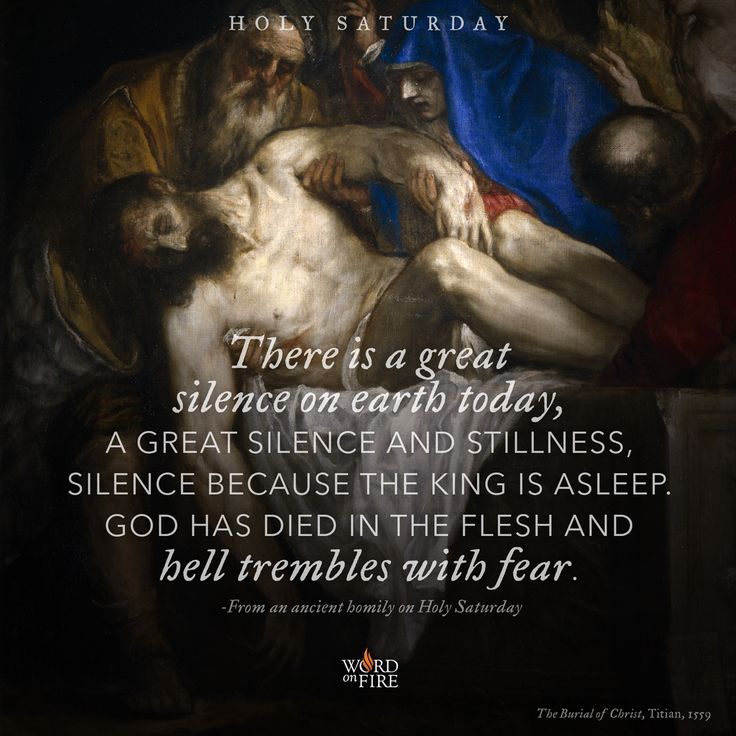 17 best ideas about holy saturday on pinterest catholic - Holy saturday images and quotes ...