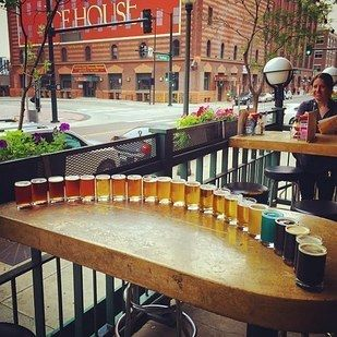 Drink like a local in the heart of downtown at Wynkoop Brewing Co. | 35 Awesome Things To Do The Next Time You're In Denver