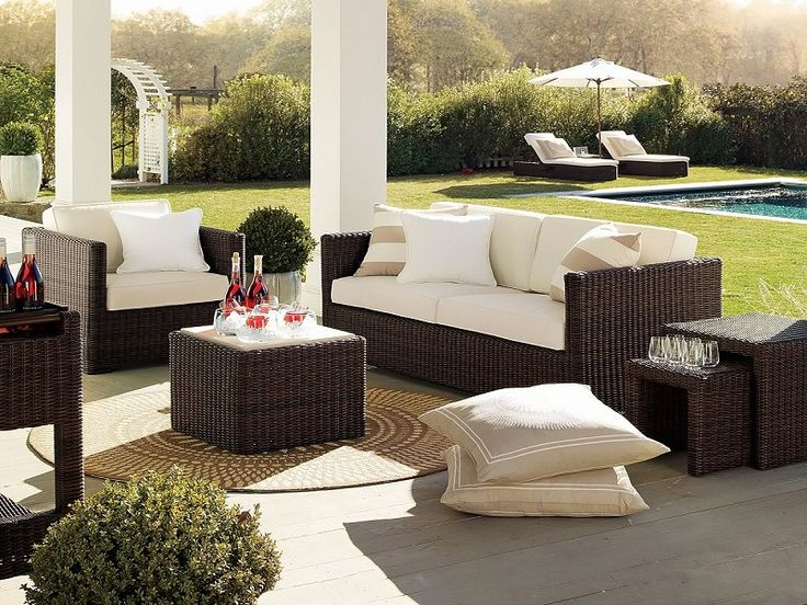 the outdoors at madera pin for furniture this home s collection kohl love sonoma patio