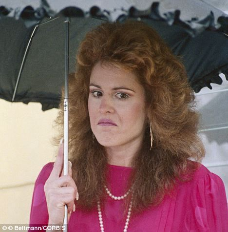 The beginning of Jim Bakker's downfall came when Jessica Hahn (pictured) accused him of raping her when she was his secretary