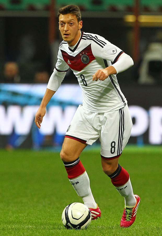 Superb 111 Best Images About Mesut Ozil On Pinterest World Cup Hairstyles For Women Draintrainus