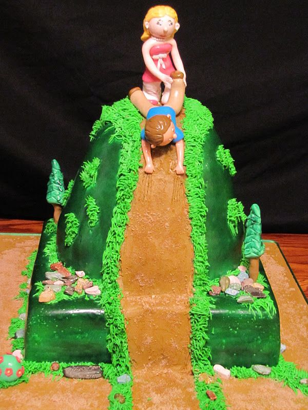 Over The Hill Birthday Cake Google Search Cookies