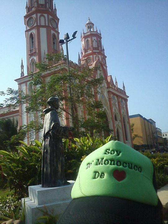Plaza de san nicolas barranquilla