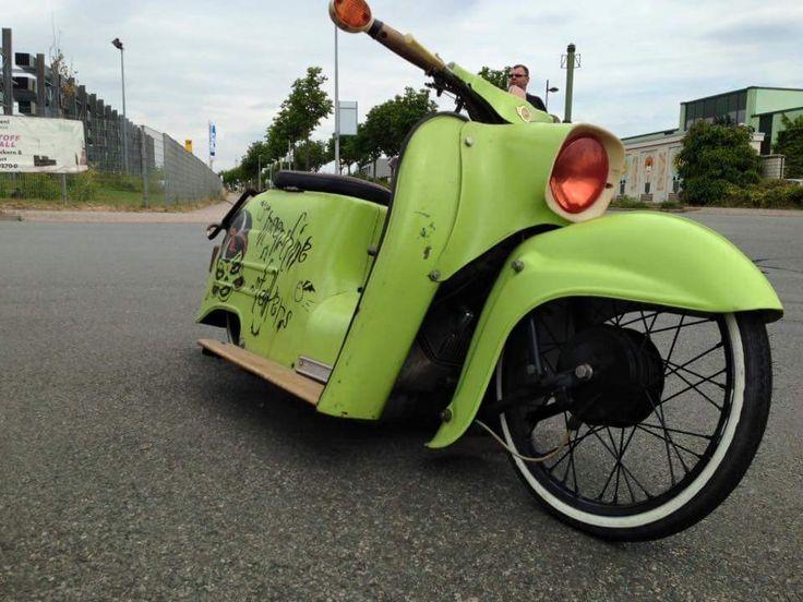 #eastgermanbikes