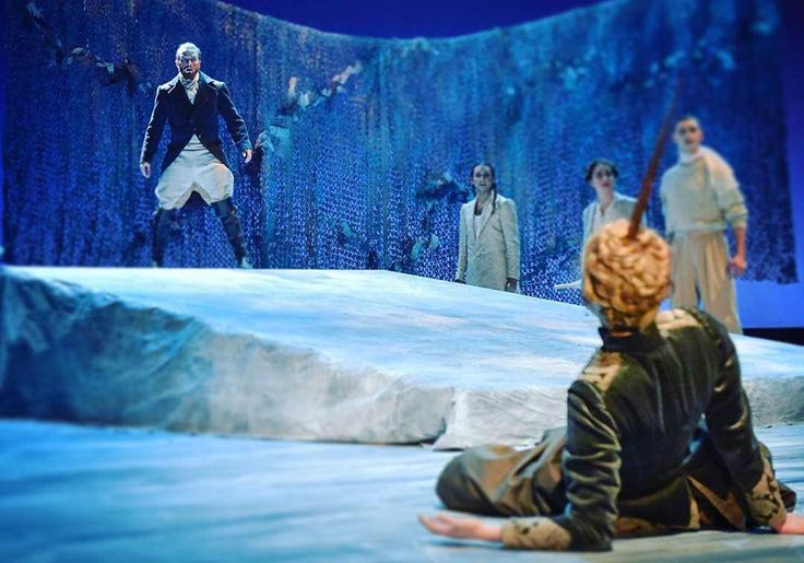 A national theatre school triumph.By Byron Toben