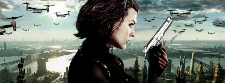 2012 Resident evil 5 retribution facebook cover