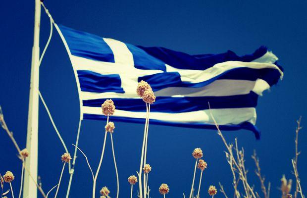 Summer lovin' in Greece | Color Me Sassy
