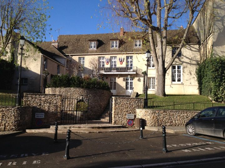Montfort-l'Amaury à Île-de-France