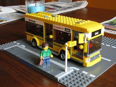 lego modular | Lego City MOC and techniques | A Modular Life