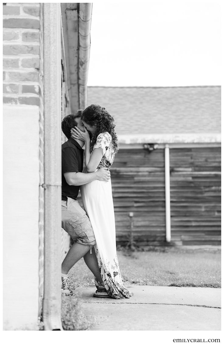 Amana Colonies couples photography by Emily Crall