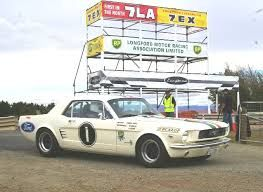 .Robin Pare 1966 Mustang Tasmania