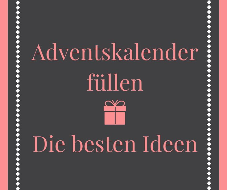 die besten 25 adventskalender f llen m nner ideen auf. Black Bedroom Furniture Sets. Home Design Ideas