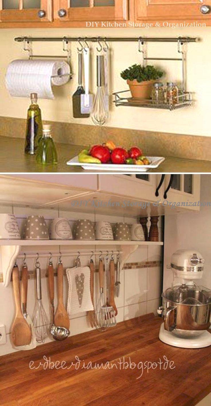 Pin On Diy Kitchen Storage And Kitchen Organization