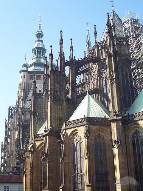 Gothic Prague