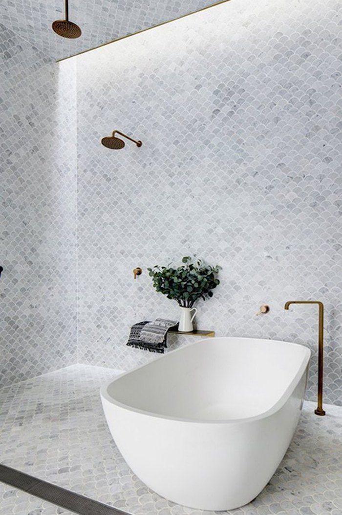 These 8 Bathroom Ideas Are The Reason We Love A Good Bathtub Shower