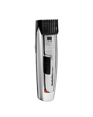 BaByliss For Men 7810U Beard Trimmer 10130494 116 Advantage card points. The BaByliss for Men beard trimmers length-lock system ensures no slipping in use, maintaining the length setting to guarantee an even cut and the 20 dial controlled cutting http://www.MightGet.com/april-2017-1/babyliss-for-men-7810u-beard-trimmer-10130494.asp