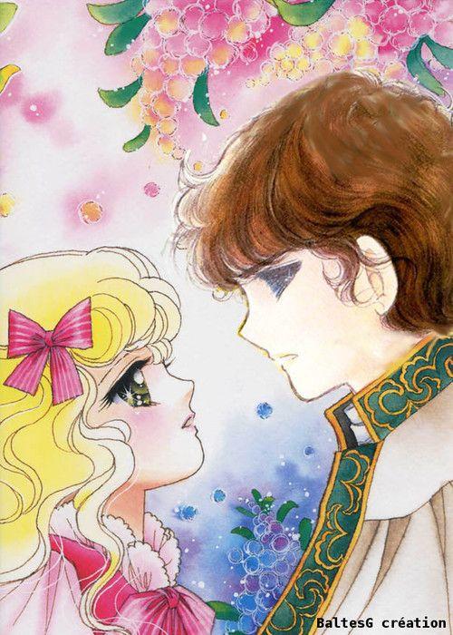 Gorgie and Arthur - Lady Georgie of Mann Izawa•Art of Yumiko Igarashi color sleeve ✤ || ジョージィ! (Jōjī!) • concept art, #shojo clasico #historieta #anime #cartoni #animati #comics #cartoon from the art Yumiko Igarashi || ✤ #Georgie, レディジョージィ Redi Jōjī 1982- Shojo comic >> http://tubiblioteca12.wix.com/sololectores