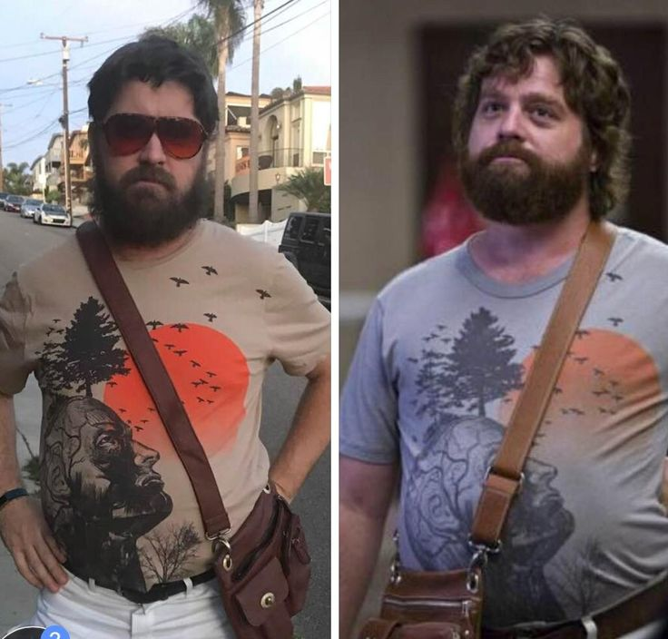Doing 10k tomorrow super bowl run as Alan from hangover. Think I nailed it? https://i.redd.it/imedwl18w3e01.jpg