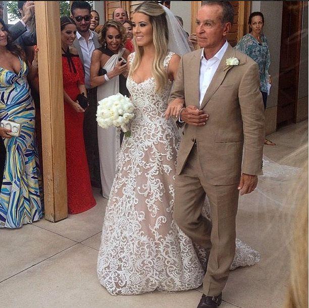 Casamento Raquel Mattar e Clemente Jr